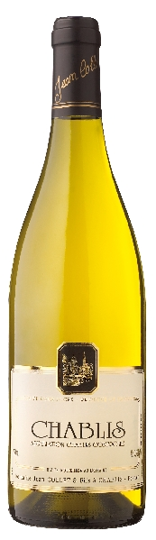Chablis A.O.C. Domaine Jean Collet et Fils Jg. 2014-15 100% ChardonnayFrankreich Burgund Chablis