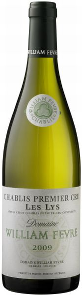 William FevreChablis Les Lys 1er Cru A.O.C. Jg. 2014Frankreich Burgund Chablis William Fevre