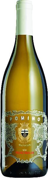 Marchesi de FrescobaldiPomino Bianco DOC Jg. 2016 Cuvee aus Chardonnay, Pinot Bianco+Italien Toskana Marchesi de Frescobaldi