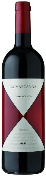GajaCamarcanda, Bolgheri D.O.C. Ca Marcanda Jg. 2011Italien Piemont Gaja