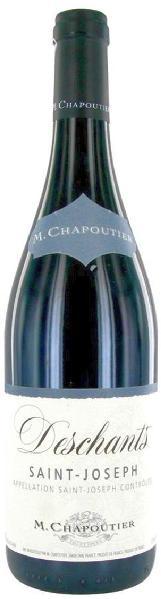 M. Chapoutier, Deschants Saint Joseph AOC Jg. 2009