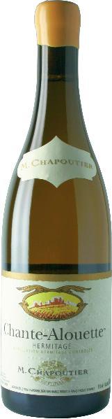 M. ChapoutierAus biologischem AnbauChante Alouette Hermitage AOC blanc Jg. 2015Frankreich Rhone M. Chapoutier