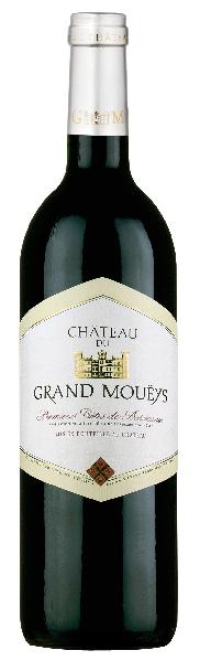 R2900115535 Grand Moueys Chateau du Premieres Cotes de Bordeaux B Ware Jg.2010