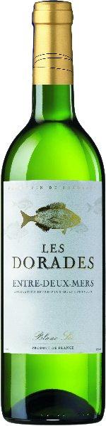 Les Dorades Entre-deux-Mers AOC Jg. 2017 Cuvee aus Semillon, Sauvignon Blanc, MuscadelleFrankreich Bordeaux Bord. Sonstige Les Dorades