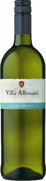 Villa AlbinoniPinot Grigio Veneto IGT Jg. 2017Italien Venetien Villa Albinoni