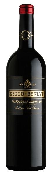 BertaniSecco  Valpolicella Valpantena DOC Jg. 2008Italien Venetien Bertani