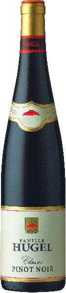 Hugel u FilsPinot Noir Classic Alsace A.O.C. Jg. 2015Frankreich Elsass Hugel u Fils