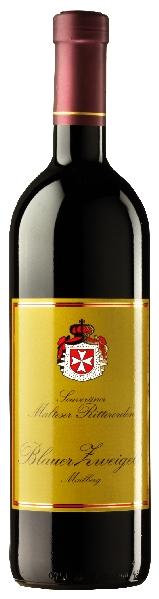 Malteser RitterordenBlauer Zweigelt, Qualitätswein trocken Jg. 2013Österreich Weinviertel Malteser Ritterorden