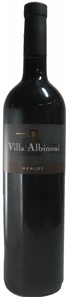 Villa AlbinoniMerlot Piave DOC Jg. 2015Italien Venetien Villa Albinoni