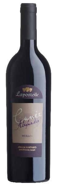 Casa LapostolleMerlot Colchagua Valley Jg. 2012 85% Merlot und 15% Carmen�reChile Colchagua Valley Casa Lapostolle