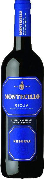 MontecilloReserva Rioja DOCA Jg. 2010Spanien Rioja Montecillo