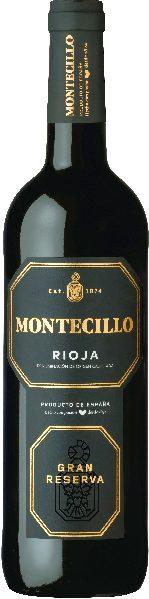 Montecillo Gran Reserva Rioja DOCA Jg. 2009Spanien Rioja Montecillo