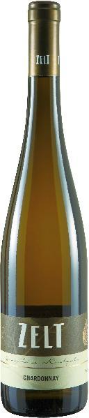 ZeltLaumersheimer  Chardonnay QbA Jg. 2015Deutschland Pfalz Zelt