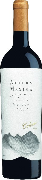 ColomeAltura Maxima Malbec Jg. 2014Argentinien Ar. Sonstige Colome