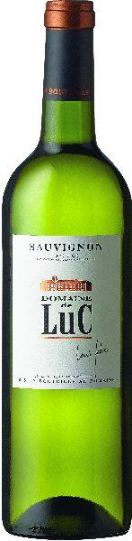 Domaine de LucSauvignon Blanc IGP Pays d `Oc Jg. 2016Frankreich Corbieres Domaine de Luc