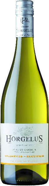 HorgelusBlanc Colombard Sauvignon Cotes de Gascogne I.G.P. Jg. 2017Frankreich Gascogne Horgelus
