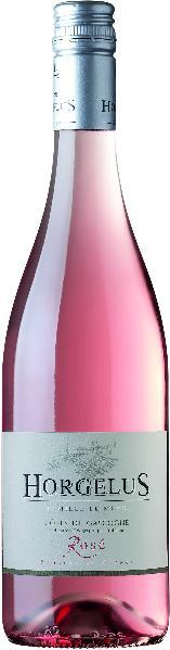 R2900140322 Horgelus Rose La Vie en Rose Cotes de Gascogne I.G.P Cuvee aus Merlot, Cabernet, Tannat B Ware Jg.2017