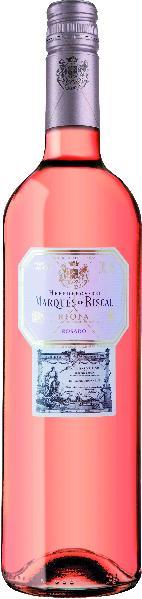 Marques de RiscalRosado Rioja DOCa Jg. 2016Spanien Rioja Marques de Riscal
