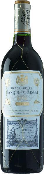 Marques de RiscalReserva Rioja DOCa Jg. 2012 Cuvee aus Tempranillo, Graciano und MazueloSpanien Rioja Marques de Riscal