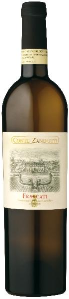 Conte Zandotti Frascati DOC Superiore Jg. 2015Italien It. Sonstige Conte Zandotti