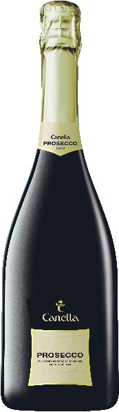 Image of Canella Prosecco Spumante DOC extra dry