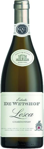Danie de Wet, De Wetshof Estate Lesca Chardonnay Wine of Origin Robertson Jg. 2008