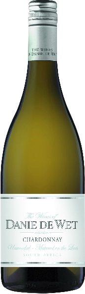 Danie de WetChardonnay Chardonnay Unwooded Matured on the Lees WO Robertson Jg. 2017Südafrika Su.Sonstige Danie de Wet