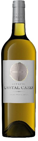 Jean-Michel-CazesL'Ostal Cazes Eclipse Blanc I.G.P. Pays d'Oc  Jg. 2015 85% Viognier, 10% Marsanne, 5% RoussanneFrankreich Minervois Jean-Michel-Cazes