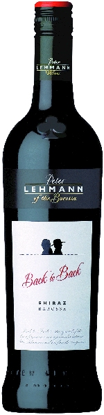 Peter LehmannBack to Black Shiraz Jg. 2013Australien South Australia Peter Lehmann