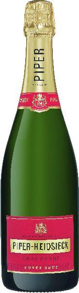 Piper HeidsieckCuvee  brut ChampagneChampagne Piper Heidsieck