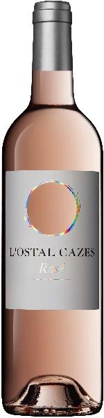 Jean-Michel-CazesL Ostal Cazes Rose Jg. 2015 50% Syrah, 50% GrenacheFrankreich Minervois Jean-Michel-Cazes