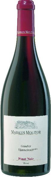 Markus MolitorGraacher Himmelreich Pinot Noir Qba Jg. 2012Deutschland Mosel-Saar-Ruwer Markus Molitor
