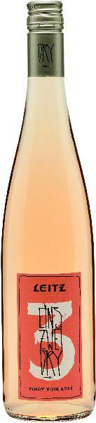Josef LeitzEins-Zwei-Dry Pinot Noir Rose Qba Jg. 2015Deutschland Rheingau Josef Leitz