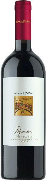 Teruzzi und PuthodPeperino Toscana IGT Jg. 2014 Cuvee aus Sangiovese, MerlotItalien Toskana Teruzzi und Puthod
