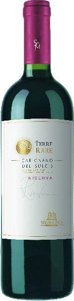 Sella MoscaTerre Rare Carignano del Sulcis DOC Riserva Jg. 2014Italien Sardinien Sella Mosca