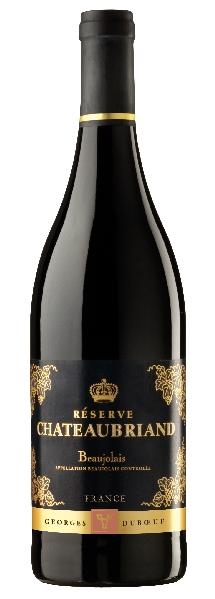 BeaujolaisReserve Chateaubriand  AOCFrankreich Burgund Beaujolais