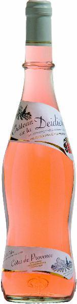 Cht. de la Deidiere.Rose Jg. 2016 Cuvee aus Carignan, Cinsault, Grenche, SyrahFrankreich Provence Cht. de la Deidiere.