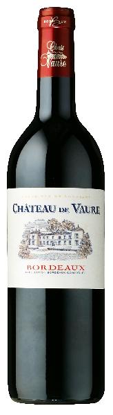 Bordeaux Chateau de Vaure AOC Jg. 2005