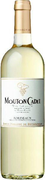 RothschildMounton Cadet Blanc Bordeaux AOC Jg. 2015Frankreich Bordeaux Rothschild