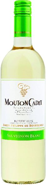 RothschildMounton Cadet Sauvignon Blanc Bordeaux AOC Jg. 2014Frankreich Bordeaux Rothschild