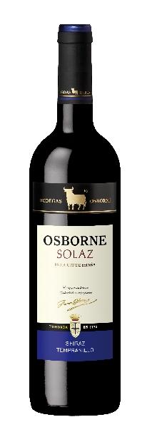 OsborneShiraz Tempranillo Jg. 2014Spanien Rioja Osborne