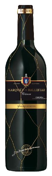 Marques de BallestarCrianza Carinena DO Jg. 2011Spanien Carinena Marques de Ballestar