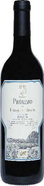Marques de RiscalProximo Rioja  DOCa Jg. 2015Spanien Rioja Marques de Riscal
