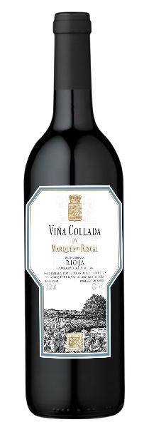 Marques de RiscalVina Collada Rioja DOCa Jg. 2015Spanien Rioja Marques de Riscal
