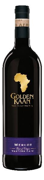 Golden KaanMerlot  Jg. 2015S�dafrika Western Cape Golden Kaan
