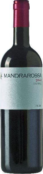 MandrarossaDesertico Syrah Rosso Sicilia DOC Jg. 2015Italien Sizilien Mandrarossa