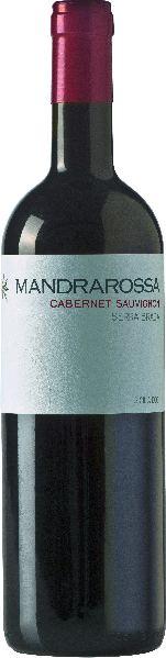 MandrarossaSerra Brada Cabernet Sauvignon Rosso Sicilia DOC Jg. 2014Italien Sizilien Mandrarossa