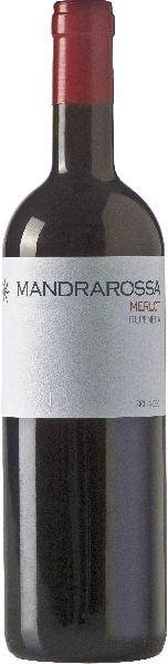 R2900500812 Mandrarossa Rupenera Merlot Rosso Sicilia DOC B Ware Jg.2016