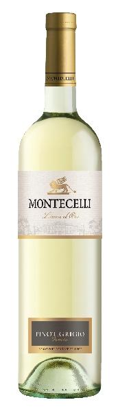 Montecelli Pinot Grigio Veneto IGT Jg. 2015Italien Venetien Montecelli