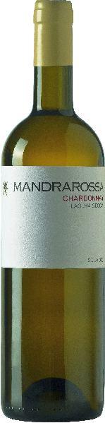 MandrarossaLaguna Secca Chardonnay Bianco Sicilia DOC Jg. 2015Italien Sizilien Mandrarossa